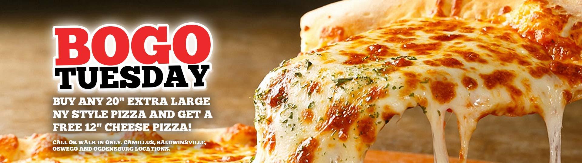 Pizza Camillus NY